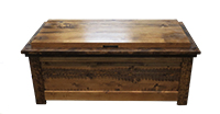 Wyoming Collection Blanket Chest